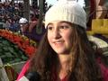 News video: Raw: Fans Gather Early for Rose Parade